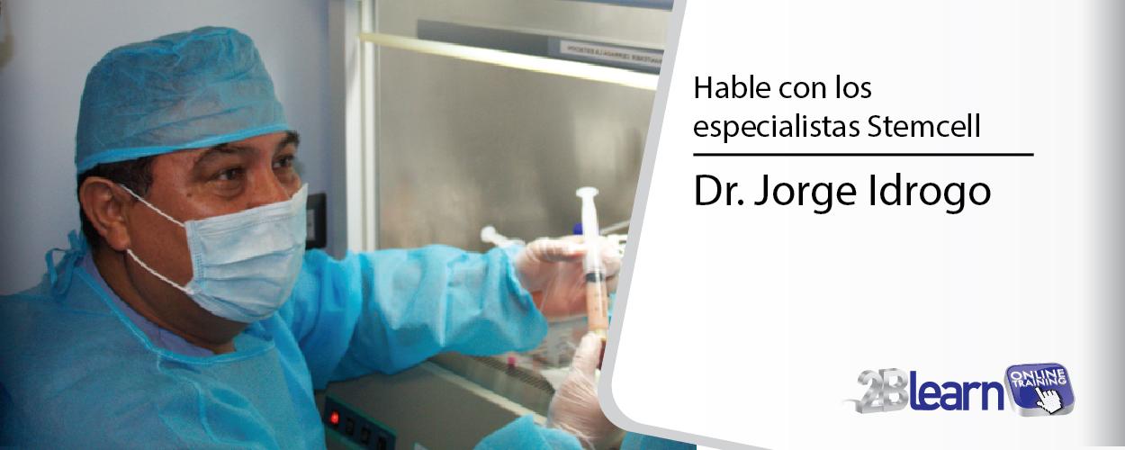 especialistas Jorge Idrogo