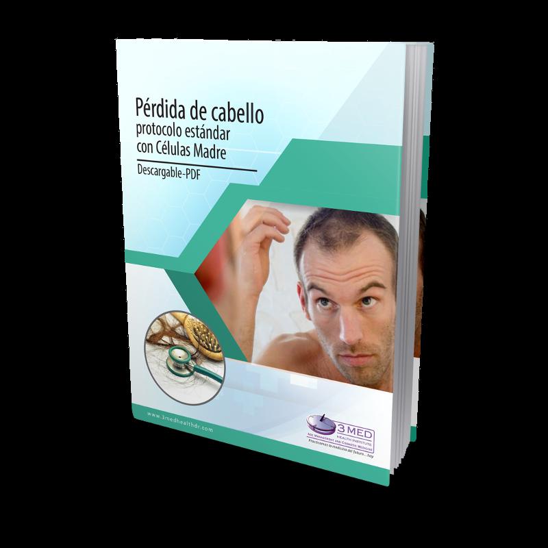 3D PORTADA PROTOCOLO ESTANDAR PERDIDA DE PELO