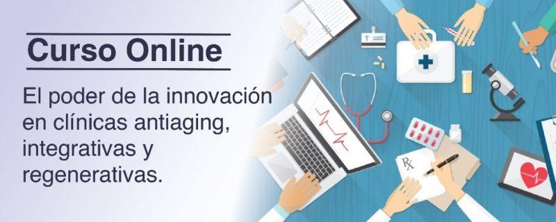 El poder de la innovación en clínicas medicina antiaging,integrativas y regenerativas.
