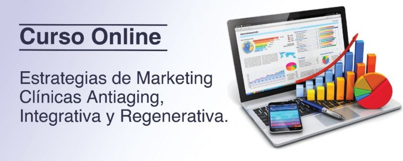 Estrategias de marketing para clínicas anti-edad, integrativa y regenerativa.