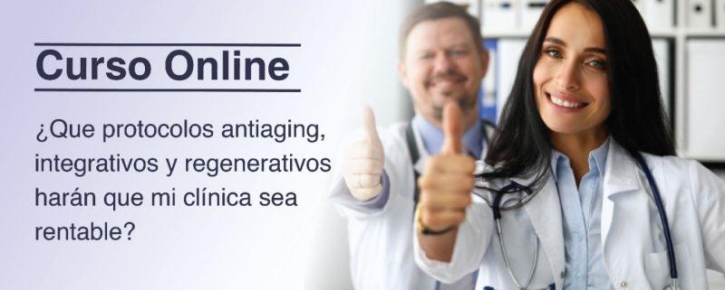 Que protocolos medicina antiedad integrativa y regenerativa harán que mi clínica sea rentable